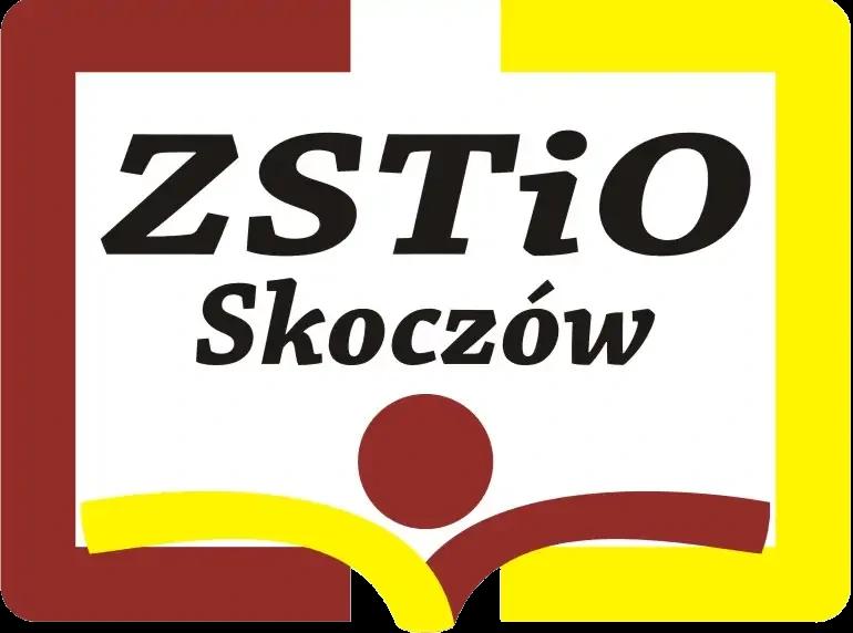 Logotyp szkoły ZSTiO w Skoczowie